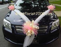 wedding car decoration - Google претрага