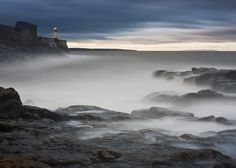 porthcawl pier long exposure | Flickr - Photo Sharing!