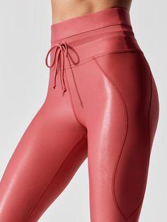 Leggings & Tights Donna | Nike Power Mid Rise Training Tights Ladies Nero ~ Verde Umbria