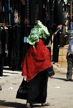 Head of Cabbage  El  Cairo