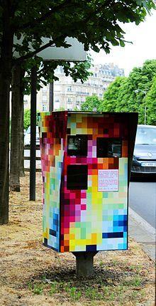 Pixel art — Wikipédia