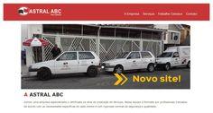 O website da Astral ABC está de cara nova! Acesse: www.astralabc.com.br