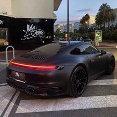 Murdered out 992 Porsche Carrera Porsche 911 1970, Porsche Girl, 996 Porsche, Porsche Autos, Black Porsche, Porsche Carrera, Porsche Panamera, Luxury Sports Cars, Best Luxury Cars