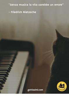 Senza musica la vita sarebbe un errore