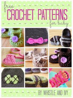 Free Crochet Patterns for Baby - U create