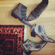 MUST-HAVE BOOTS. Modern Vice by Natalie & Dylana Suarez JETT collection! modernvice.com