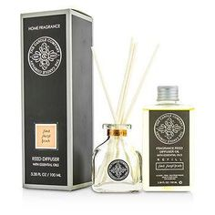 Reed Diffuser with Essential Oils - Sand Swept Peach - 100ml-3.38oz