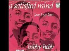 Bobby Hebb performing Sunny, Philips 1966 https://en.wikipedia.org/wiki/Sunny__(song)  http://www.bobbyhebb.com/