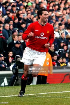 Ruud Van Nistelrooy, Manchester United, The Unit, Football, Sports, Tops, Fashion, Soccer, Hs Sports