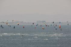 Cotorreo de la gente del mar    22 de mayo 2015  La Cruz de Huanacaxtle Nayarit    #huanacaxtle #kitesurfing #playa #nayarit #vallarta