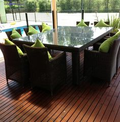 dining luxury outdoor table tables furniture sets seater height counter porch decor discover modern
