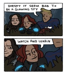 I'm with you till the end of the line. — lousysharkbutt: just trust her steve, shes a. Marvel Jokes, Avengers Memes, Marvel Funny, Marvel Dc Comics, Marvel Heroes, Marvel Avengers, Avengers Imagines, Avengers Cast, Nerd