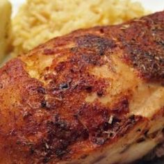 Roasted Chicken (Crock Pot)