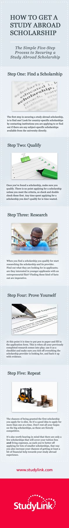 How to Get a Study Abroad Scholarship