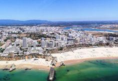Praia da Rocha - Portimão, Algarve