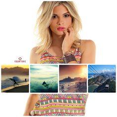 Nosso jeito Carioca #carioca #moda #brasil #fashion #style