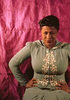 Ella Fitzgerald, Newport, Beverly Hills, Hoagy Carmichael, Virginia, Richard Rodgers, Vintage Black Glamour, Duke Ellington, My Funny Valentine