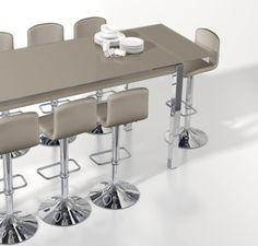 #cocinas Mesa de cocina  extensible