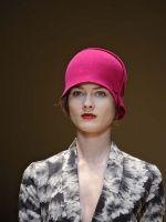 1920s cloche hat, winter 2012