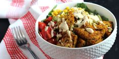 Hearty Salads That Will Really, Truly Fill You Up - YouBeautyVegan Curry Tempeh Salad