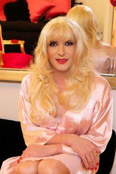 Crossdressing service makeover for transvestite