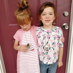 """23 Likes, 7 Comments - Brittney Laidlaw (@brittneylaidlaw) on Instagram: """"Passed with flying colors, these two are on to first grade."""""""