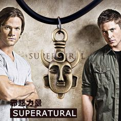Supernatural Dean Winchester Amulet Pendant Necklace. Just pay $0.50 plus shipping. Limited quantities available. While Supplies Last!