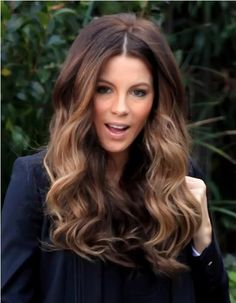 kate beckinsale long hair