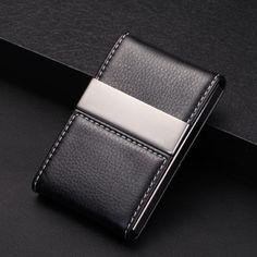 Business Card Holder //Price: $20.34 & FREE Shipping //     Sale Depot http://saledepot.biz/product/big-capacity-business-name-card-holder-credit-card-holder-fashion-unisex-men-women-visiting-card-holder-metal-box-case-wallet/    #deals