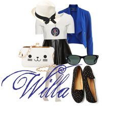 Kingdom Keepers Willa inspired outfit! Outfit by overtakingdisneyworld on Polyvore.