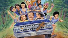 Everything We Know About the Wet Hot American Summer Series  - Esquire.com