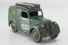 Photo of Dinky Toys: Telephone Service Van (Morris Z)
