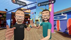I'm ready to proclaim Facebook Spaces the killer app that VR has been waiting for. Despite owning every single consumer VR headset since the Oculus Rift DK1, there has been nothing out there that drew me back into VR day after day. Until Spaces. Since its release I've spent a couple hours just about every day goofing off in the incredible social VR world of Facebook Spaces with my VR friends from around the world. It hits the nail on the head in just about every way. The social presence is…