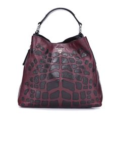 Animal Instinct: Prada Handbag. (TheRealReal.com)