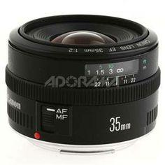 Canon 35mm F/2: #AdoramaGear