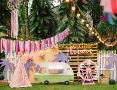 Amara's Coachella Themed party – Main setup Coachella Party Theme, Coachella Birthday, Festival Themed Party, Coachella Party Decorations, Cochella Theme Party, Parties Decorations, Coachella Festival, Bohemian Birthday Party, Hippie Party
