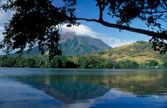Volcán Concepción, Nicaragua. Image by Chlaus Lotscher Getty