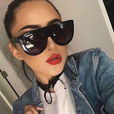 696405c39f loomrack Oversized Glamrock Shades Sunglasses. women sunglasses 2018 . best  womens sunglasses Mirrored Aviator Sunglasses