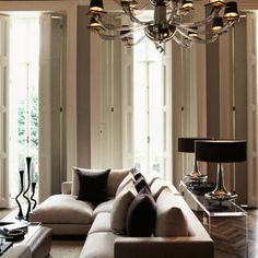 #shutters #living room #interiors