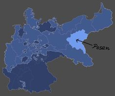 """The Polish population in the province of Posen (Poznań) made up for nearly 60% (1,049,000 Poles vs 702,000 Germans in 1890), and in West Prussia for one third of the population (484,000 Poles vs 949,000 Germans in 1890). By 1885, Prussia still faced difficulties digesting her """"Polish provinces"""", and the """"Polish Question"""" was one of the Reich's most pressing problems. As a result the Polish population faced economic, religious and political discrimination t"""