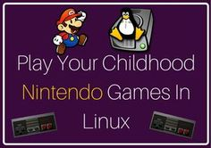 We all love Nintendo games that we played in our childhood. Remember Mario Bros? I still love to play that one and many other. If you wish to play your favorite Nintendo games, then no problem you can play your favorite games in Linux using ZSNES, an SNES emulator programmed in assembly language.