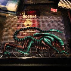 Xenomorph - Alien perler beads by RubberDuckOfHell
