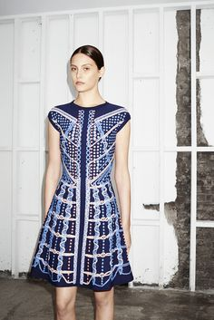 Peter Pilotto Resort 2015 - Review - Fashion Week - Runway, Fashion Shows and Collections - Vogue