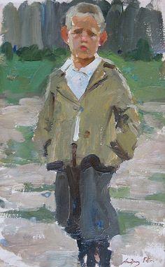 Leningrad school painters - WetCanvas