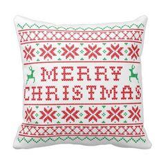 Ugly Christmas Sweater Home Decor