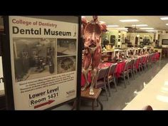 The UNMC College of Dentistry will hold its annual Dental Museum Open House the Week of September 5 at the College of Dentistry. The museum is loc. University Housing, Black Artists, Medical Center, Dentistry, Nebraska, Museums, Open House, Galleries, Dental