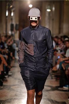 Ricardo Andrez SS'14 - Lisboamoda, Lisboa Fashion Week.