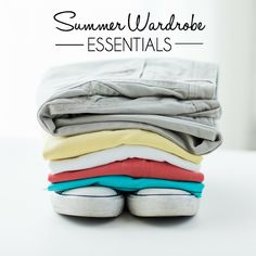 The Quarterly Cleanout :: an easy system for staying ahead of the clutter - Penelope Loves Lists Summer Wardrobe, Capsule Wardrobe, Hair Tool Organizer, Cleaning Closet, Cleaning Tips, Love List, Bare Foot Sandals, Women's Summer Fashion, Baby Sewing