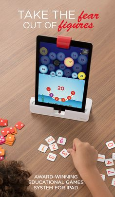 Don't waste your child's education away with mind-numbing games and start cultivating their higher education. The possibilities for learning are endless with Osmo, a groundbreaking system that fosters social intelligence and creative thinking by opening up an iPad. Change the way your child plays today.