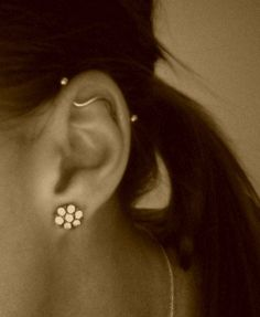 Industrial Piercing..May just have to go get this..love it